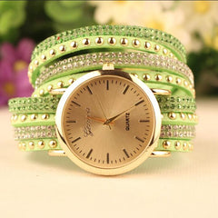 Fashion Rivet Bracelets Watch - Oh Yours Fashion - 9