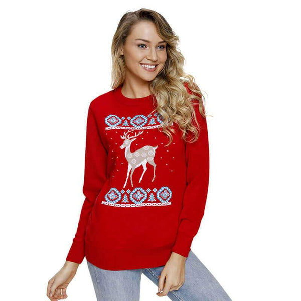 Ugly Christmas Holiday Knit Sweater