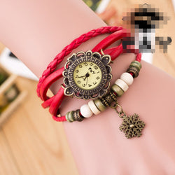 Fashion Snowflake Multilayer Watch - Oh Yours Fashion - 1
