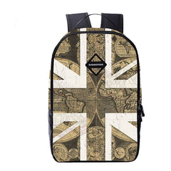 Unique Print Casual Style Backpack Travel Bag - Oh Yours Fashion - 2
