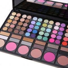 Women Cosmetics Professional 78 Colors Eyeshadow Makeup Palette Kit - Oh Yours Fashion - 2