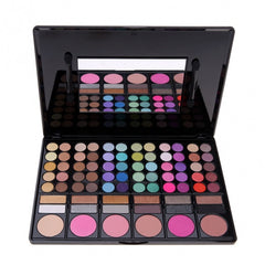 Women Cosmetics Professional 78 Colors Eyeshadow Makeup Palette Kit - Oh Yours Fashion - 3