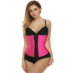 On Clearance Ekouaer Women Tummy Slimmer Breathable Waist Cincher Corset Shapewear - Oh Yours Fashion - 5