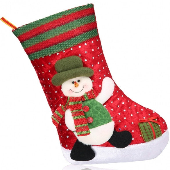 Arshiner Fashion Cute Holiday Decoration Christmas Gift Present Xmas Stocking - Oh Yours Fashion - 1