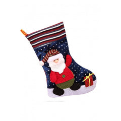 Arshiner Fashion Cute Holiday Decoration Christmas Gift Present Xmas Stocking - Oh Yours Fashion - 2