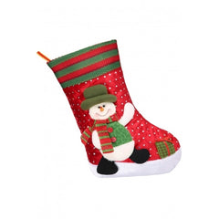 Arshiner Fashion Cute Holiday Decoration Christmas Gift Present Xmas Stocking - Oh Yours Fashion - 3