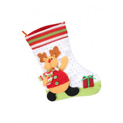 Arshiner Fashion Cute Holiday Decoration Christmas Gift Present Xmas Stocking - Oh Yours Fashion - 4