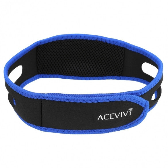 ACEVIVI Nylon Snore Stopping Chin Strap Soft Sleep Anti Snore Strap - Oh Yours Fashion - 8