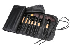 32 PCS Makeup Brush Set Cosmetic Pencil Lip Liner Make Up Kit Holder Bag - Oh Yours Fashion - 3