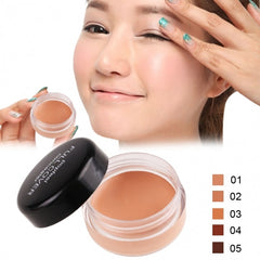 New Women's Natural Concealer Foundation Full Cover Cream Beauty Makeup - Oh Yours Fashion - 3