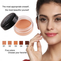 New Women's Natural Concealer Foundation Full Cover Cream Beauty Makeup - Oh Yours Fashion - 1