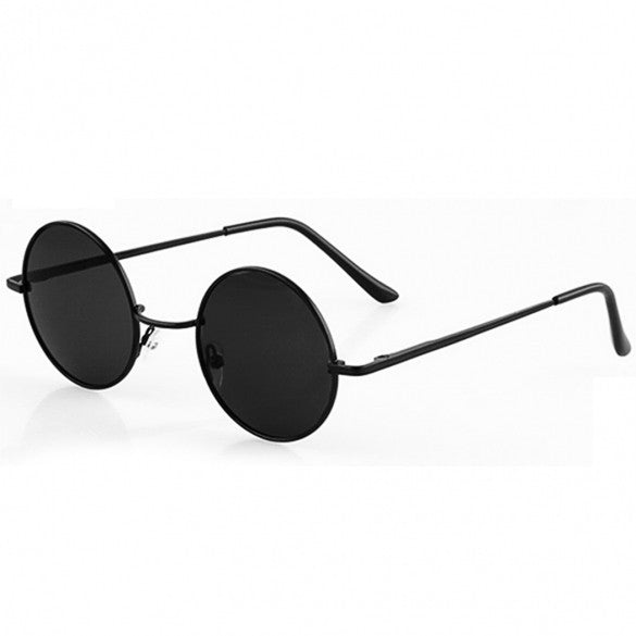 New Retro Style Tortoise Frame Lens Round Sunglasses Eyeglasses Glasses - Oh Yours Fashion - 2