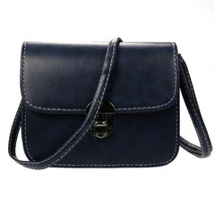 Women's Vintage Style Messenger Bag Flap Bag One Shoulder Bag - Oh Yours Fashion - 7