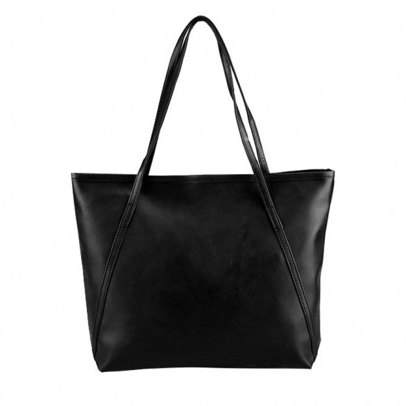 Fashion Ladies Women Synthetic Leather Bag Shoulder Bag Casual Handbag - Oh Yours Fashion - 1