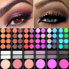 NEW Cosmetics Eye shadow Full Warm Color Makeup 78 PRO Eyeshadow PALETT - Oh Yours Fashion - 2