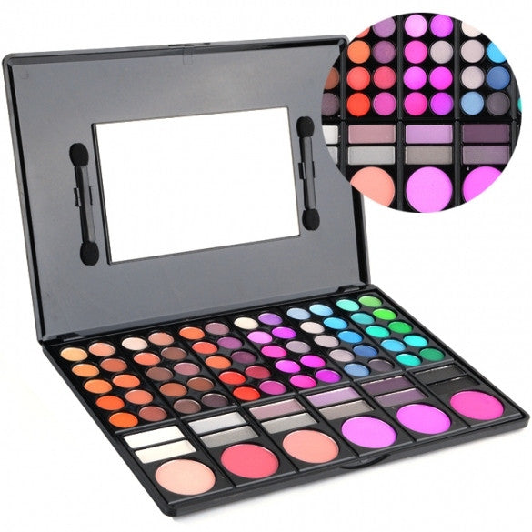 NEW Cosmetics Eye shadow Full Warm Color Makeup 78 PRO Eyeshadow PALETT - Oh Yours Fashion - 1