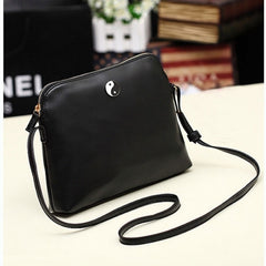 Hot Korean Women Candy Tote Handbag PU Leather Shoulder bag Cross Messenger - Oh Yours Fashion - 2