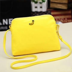 Hot Korean Women Candy Tote Handbag PU Leather Shoulder bag Cross Messenger - Oh Yours Fashion - 6