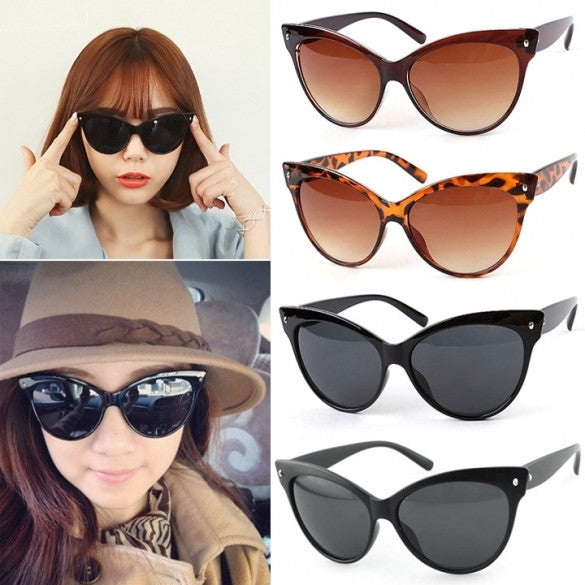 New Eyewear Women's Retro Vintage Shades Fashion Oversized Designer Sunglasses - Oh Yours Fashion - 1