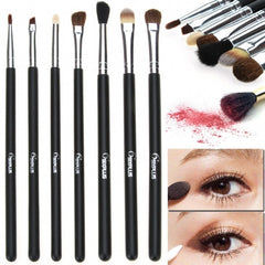 New Eye Brushes Set Eye Shadow Blending Pencil Brush Make Up Tool Cosmetic - Oh Yours Fashion - 1