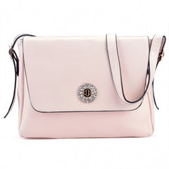 Korea Women's Sweet Style Candy Color Diamond Single Shoulder Bag Message Bag - Oh Yours Fashion - 5