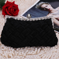 New Fashion Women's Evening Bag Shining Rhinestone Handbag Shoulder Bag Clutch Bag with Chain - Oh Yours Fashion - 2