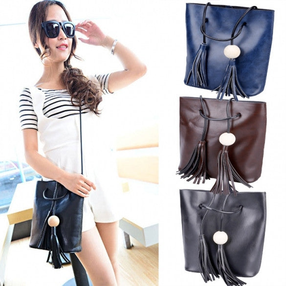 New Fashion European Style Women Retro Messenger Shoulder Bag - Oh Yours Fashion - 1
