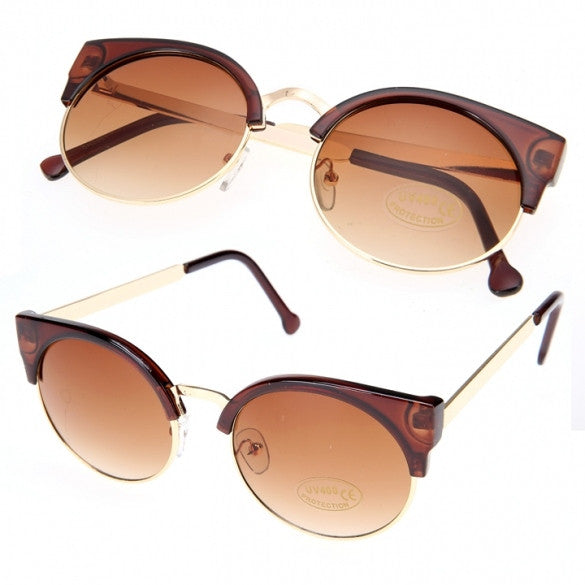 Classic Retro Unisex Fashion Vintage Style Sunglasses - Oh Yours Fashion - 2