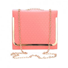 New Fashion Korean Style Retro Women Candy Color Satchel Bag Shoulder Bags Handbag - Oh Yours Fashion - 4