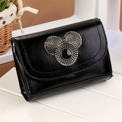 New Women Fashion Synthetic Leather Chain Shoulder Bag Handbags Casual Cross Bags - Oh Yours Fashion - 2
