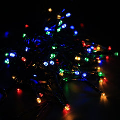 17M 100 LED Solar String Light Multi-color Waterproof Christmas Party Outdoor Decor Light - Oh Yours Fashion - 3