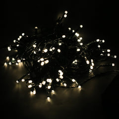 17M 100 LED Solar String Light Multi-color Waterproof Christmas Party Outdoor Decor Light - Oh Yours Fashion - 5
