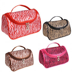 Hot High Quality Fashion Multi Function Satin Make Up Organization Storage Bag - Oh Yours Fashion - 3