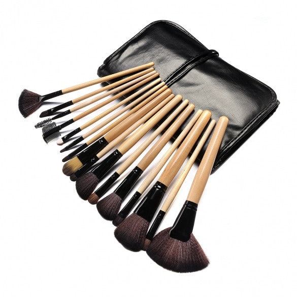 Professional 15 Colors Makeup Face Cream Concealer Palette + 24 PCS Cosmetic Brushes Kit Set - Oh Yours Fashion - 1