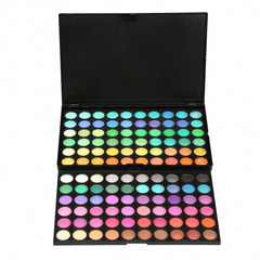 120 Color Professional Makeup Eye Shadow Shimmer Matte Cosmetic Eyeshadow Palette Set - Oh Yours Fashion - 2