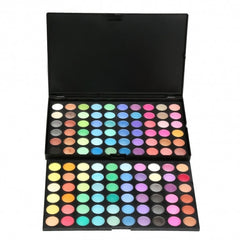 120 Color Professional Makeup Eye Shadow Shimmer Matte Cosmetic Eyeshadow Palette Set - Oh Yours Fashion - 4