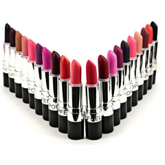 20 Colors Lipsticks Makeup Cosmetic Moist Long-lasting Lip Gloss Lip Stick - Oh Yours Fashion - 3