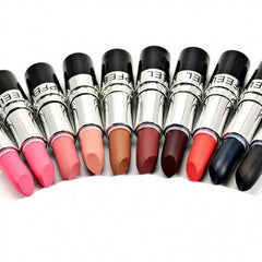 20 Colors Lipsticks Makeup Cosmetic Moist Long-lasting Lip Gloss Lip Stick - Oh Yours Fashion - 7
