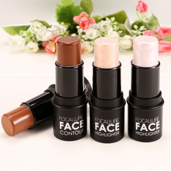 Pro Face Cream Contour Highlight Stick Contour Crayon Comestic Tool - Oh Yours Fashion - 1