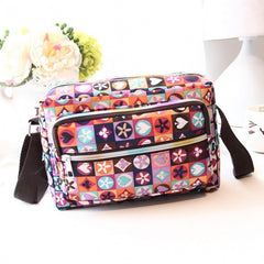 Women Casual Nylon Messenger Bag Shoulder Bag Cosmetic Bags Handbag - Oh Yours Fashion - 4