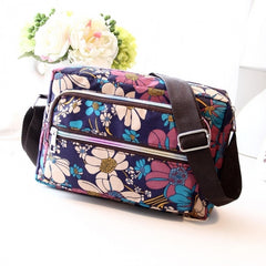Women Casual Nylon Messenger Bag Shoulder Bag Cosmetic Bags Handbag - Oh Yours Fashion - 5