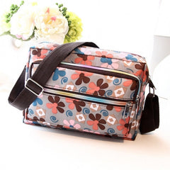 Women Casual Nylon Messenger Bag Shoulder Bag Cosmetic Bags Handbag - Oh Yours Fashion - 6