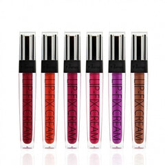 6 Colors Lip Gloss Makeup Cosmetic Moist Long-lasting Liquid Lip Tint - Oh Yours Fashion - 3
