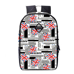 Unique Print Casual Style Backpack Travel Bag - Oh Yours Fashion - 5
