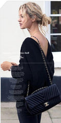 Sexy Wrap Style Long Sleeve Knitting Sweater - Oh Yours Fashion - 1