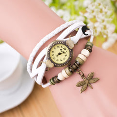 Dragonfly Decorate Multilayer Watch - Oh Yours Fashion - 3