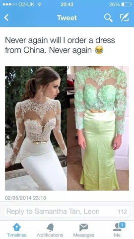 Prom Dresses From China