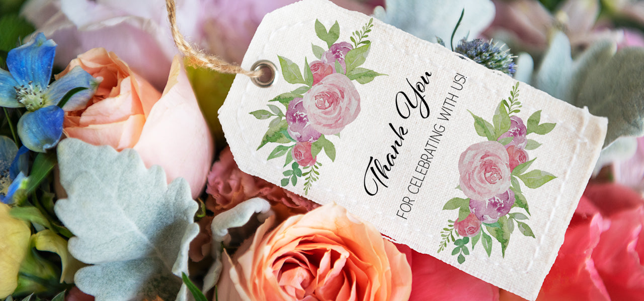 free thank you gift tag instant download