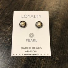 Load image into Gallery viewer, Baked Beads Powerstone Earrings