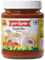 Priya Garlic Pickle - MIXE.STORE